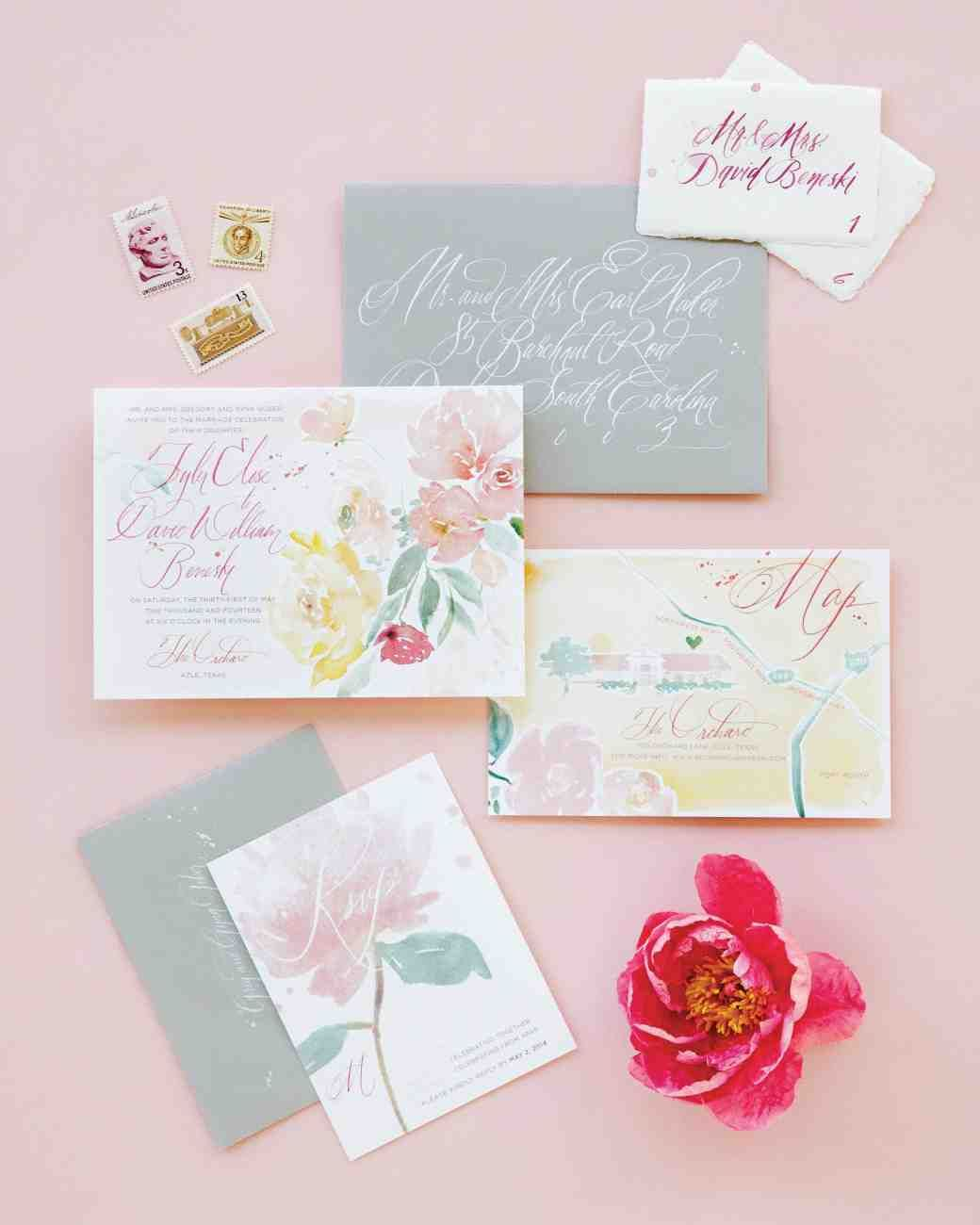 32 Dreamy Watercolor Wedding Ideas | Martha Stewart Weddings - These ...