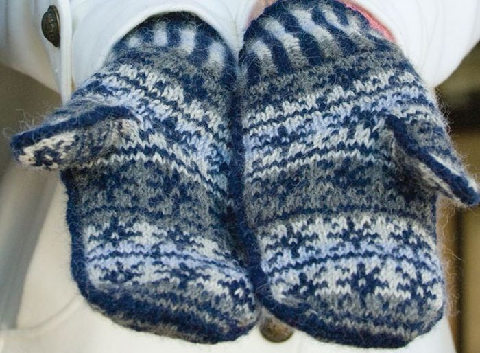 Free Knitting Patterns You Have to Knit | Fair isles, Mittens and ...