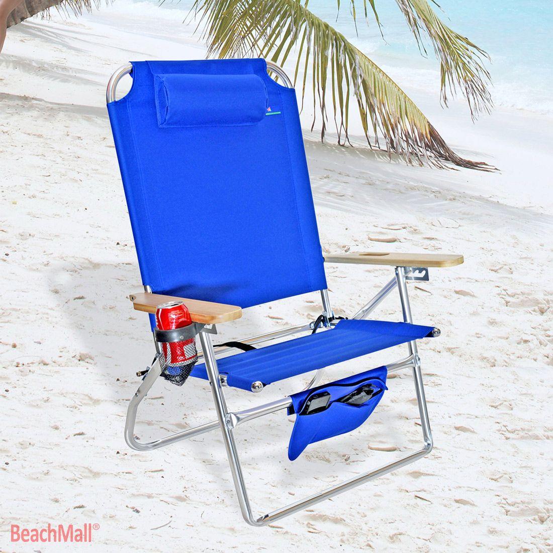 XL High Seat Heavy Duty Beach Chair