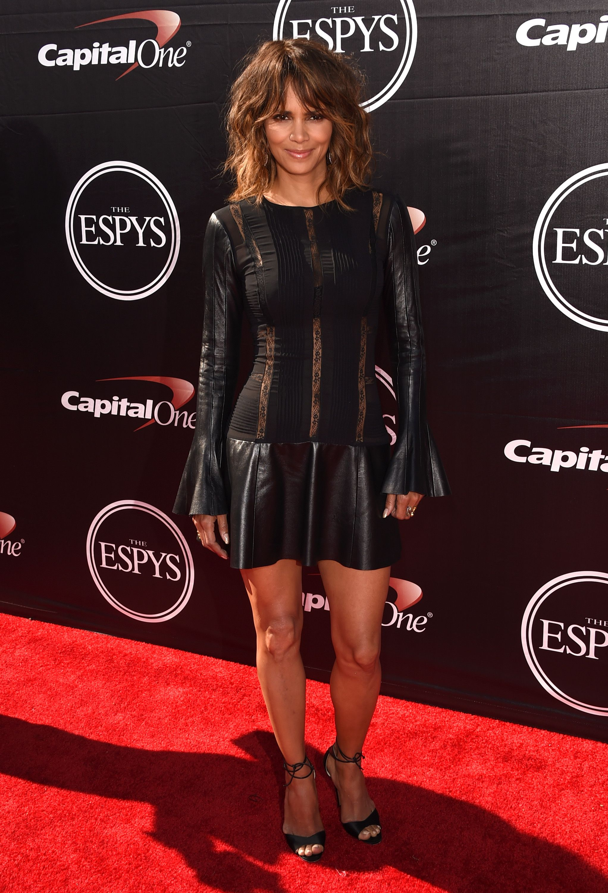 All of the best looks from the espys red carpet black laces espy