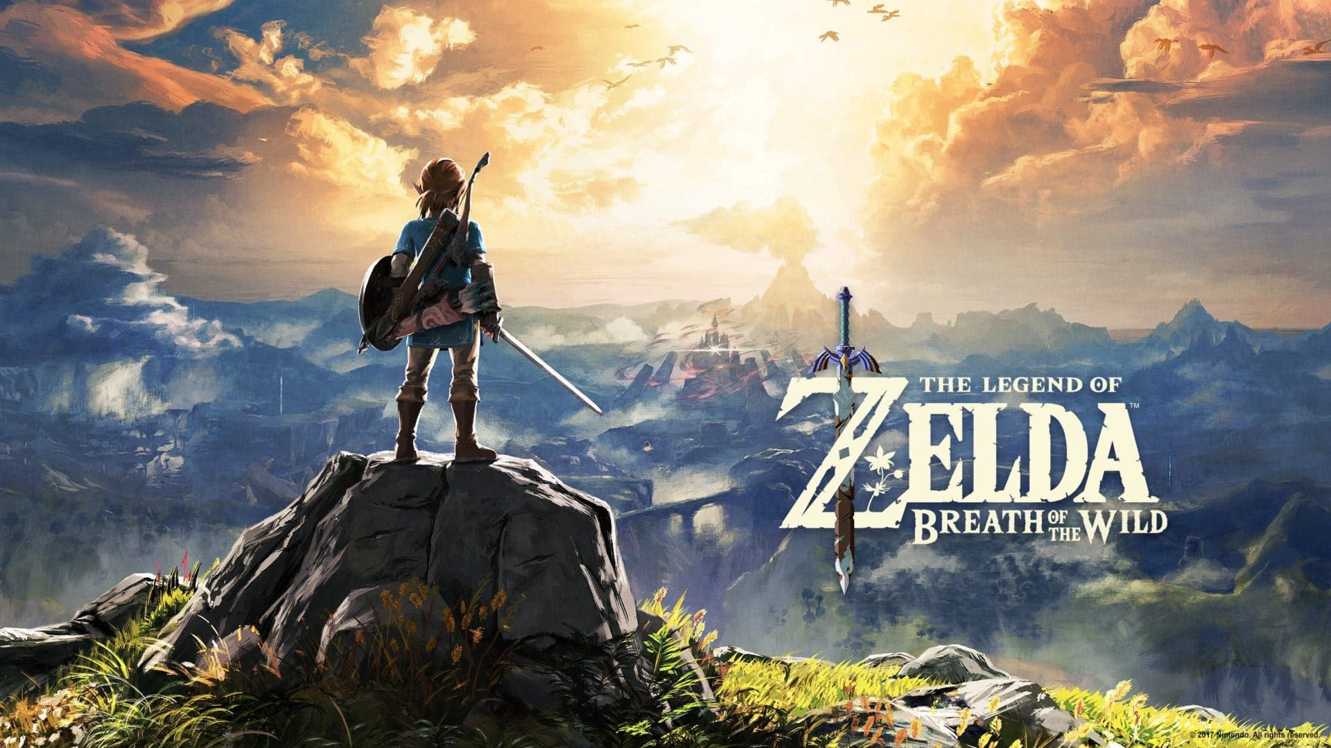 Breath Of The Wild Best Selling Zelda Since Ocarina Of Time In
