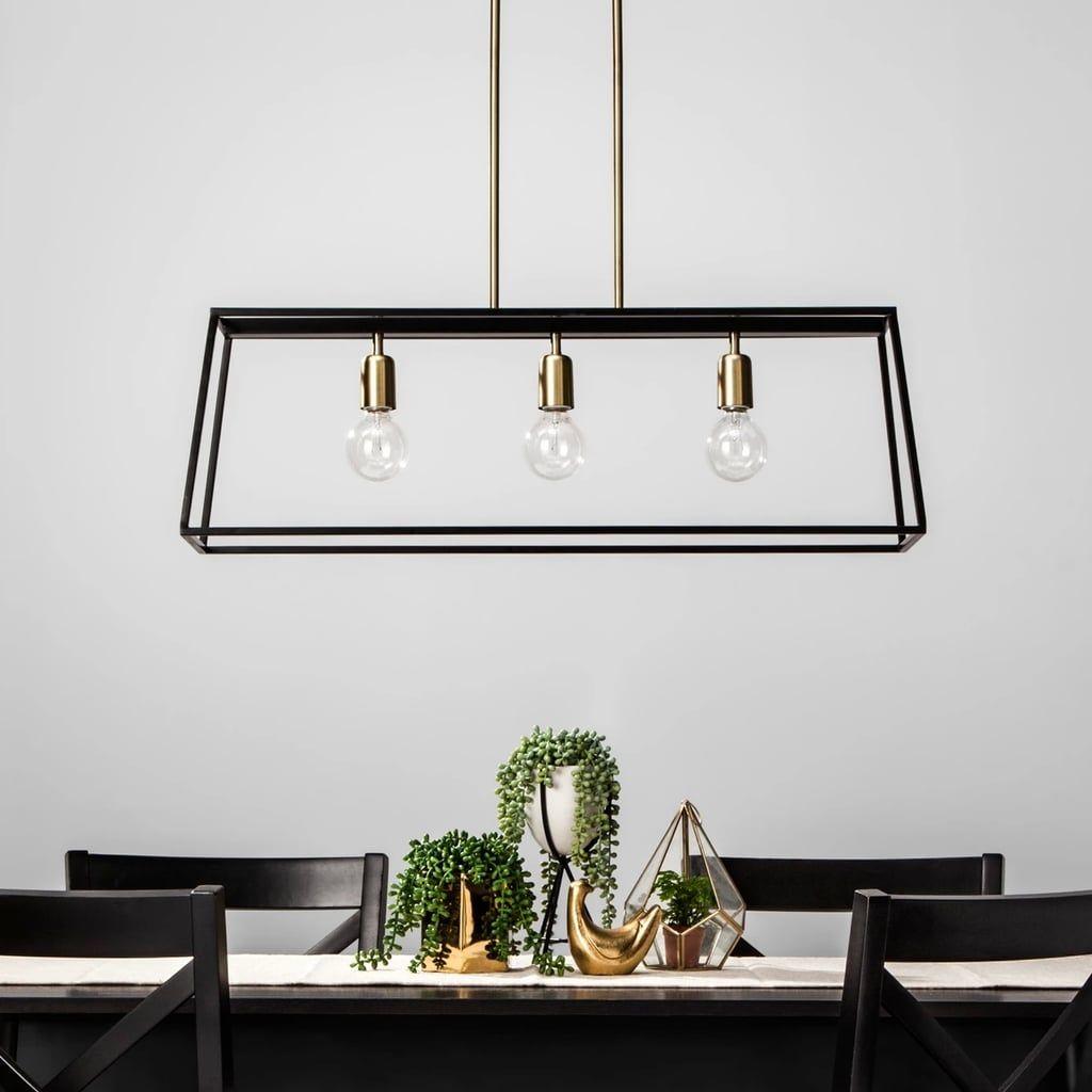 Threelight pendant modern farmhouse ceiling light fill your home