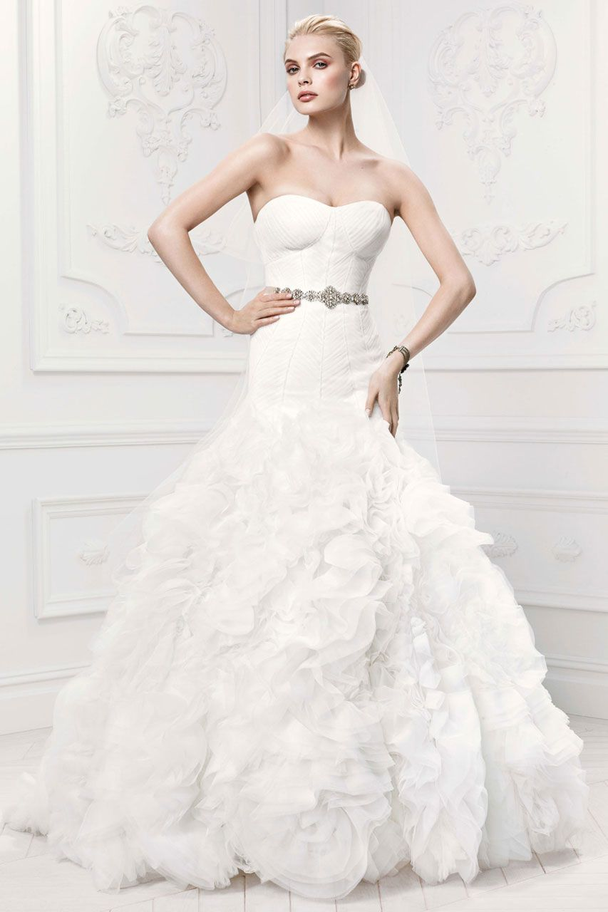 Wedding Gown Gallery | Zac posen, Wedding dress and Wedding
