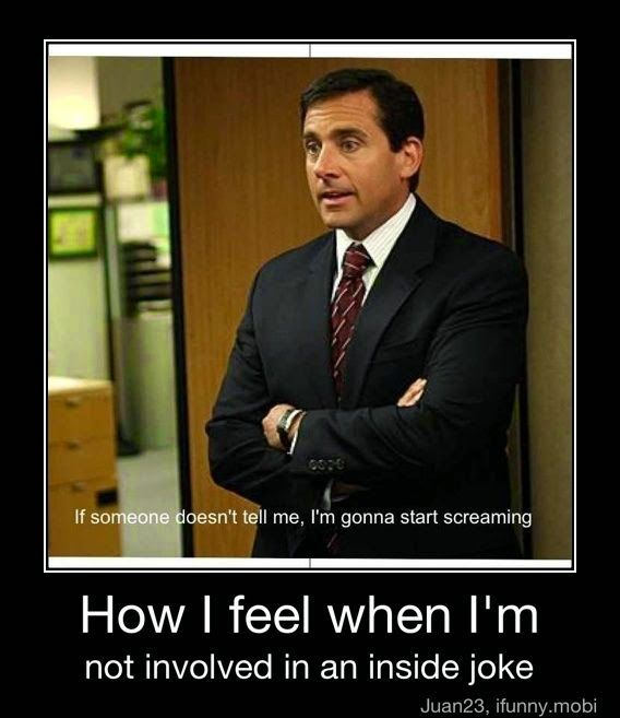 Clean Meme Central The Office And Steve Carrell Memes Funny The Office Inside Jokes