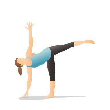 half moon  yoga information yoga poses yoga
