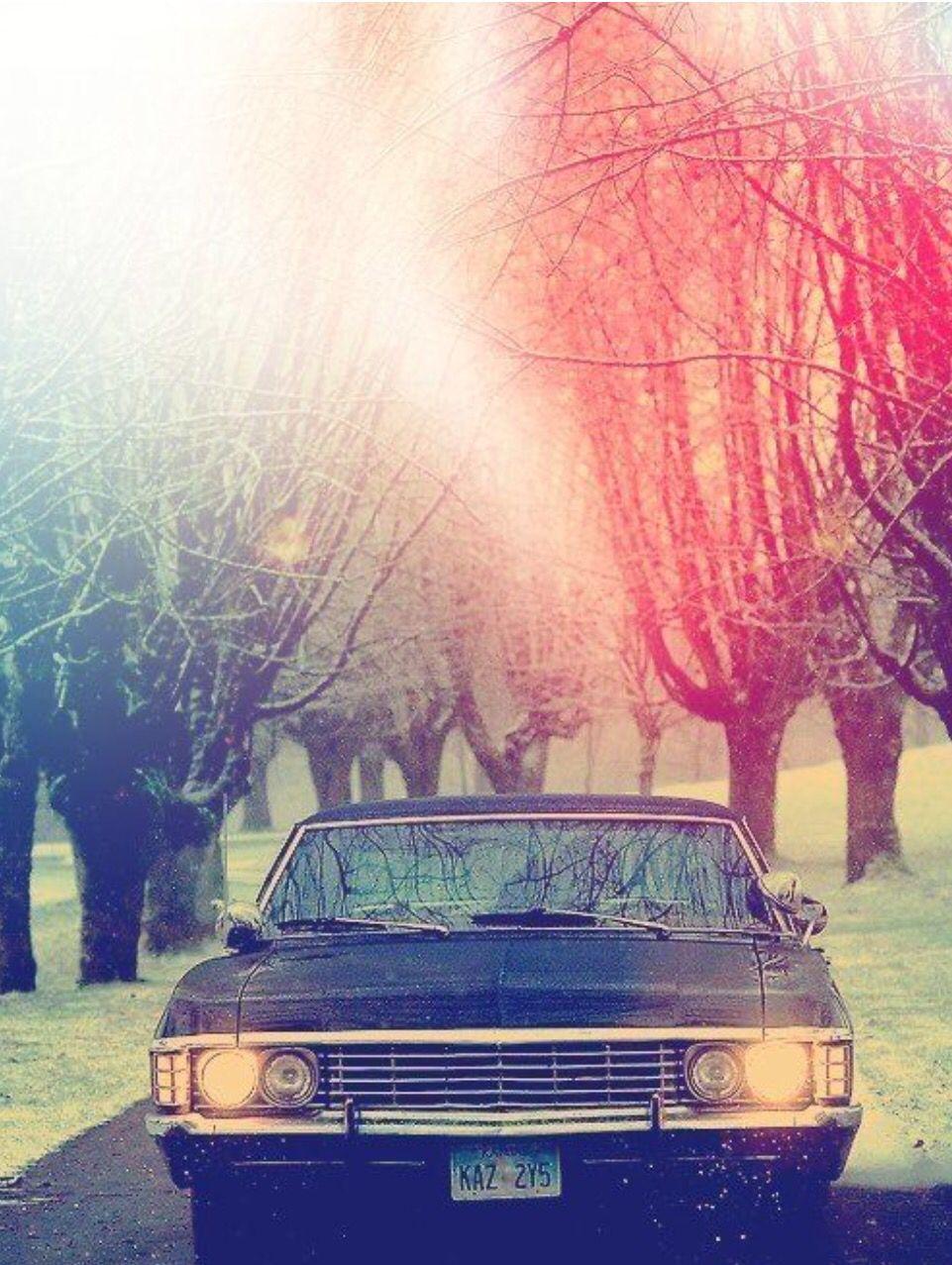 Pin By Alec Butcher On Supernatural Supernatural Impala Impala