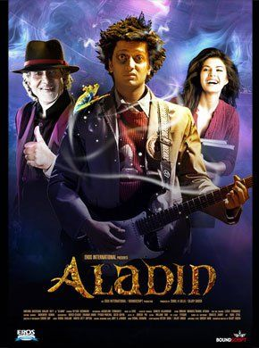 Aladin Hindi Movie Online Amitabh Bachchan Riteish Deshmukh
