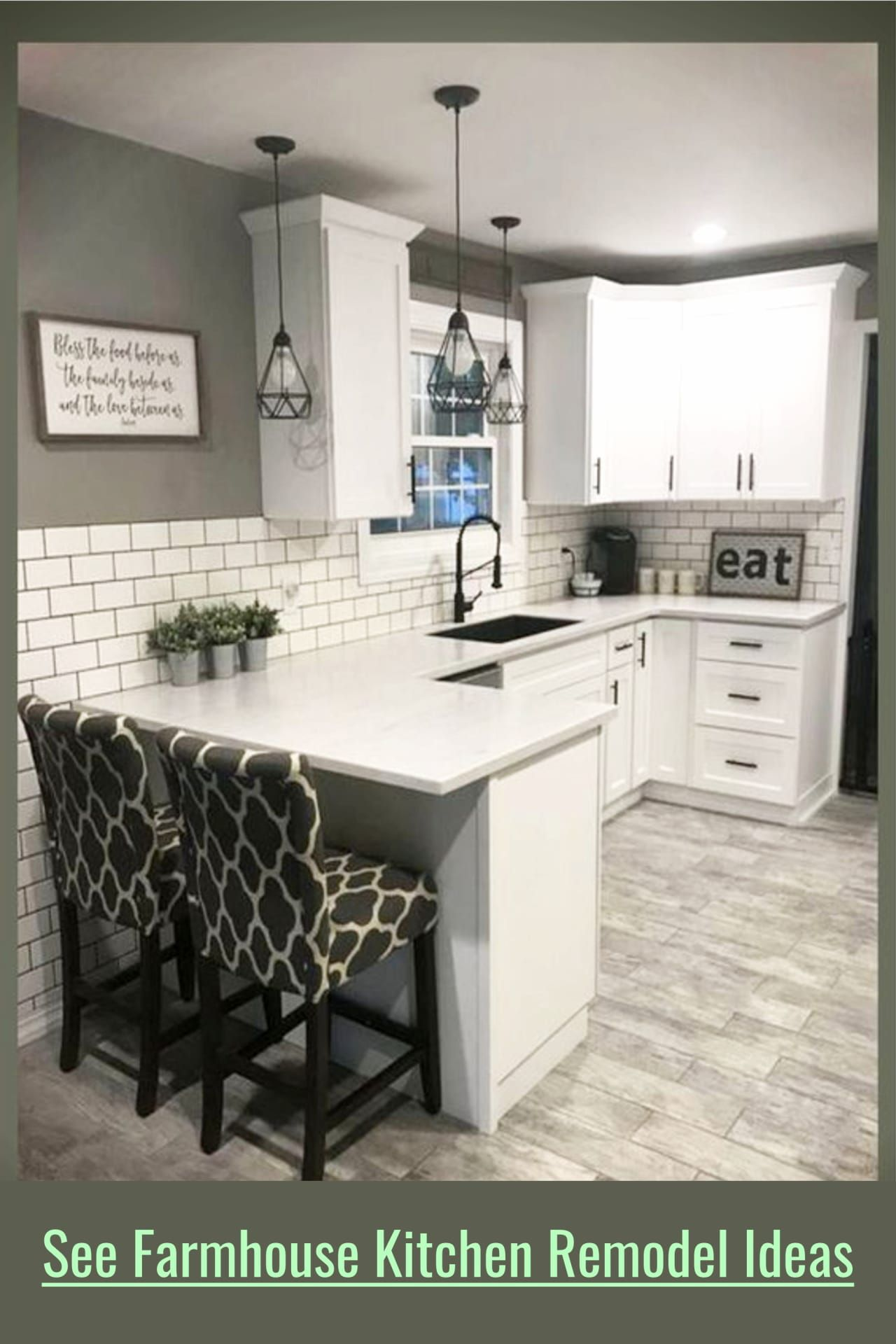 Small Kitchen Ideas On A Budget Before After Remodel Pictures Of Tiny Kitchens Clever Diy Ideas Diy Kitchen Remodel Kitchen Remodel Small Country Kitchen Farmhouse