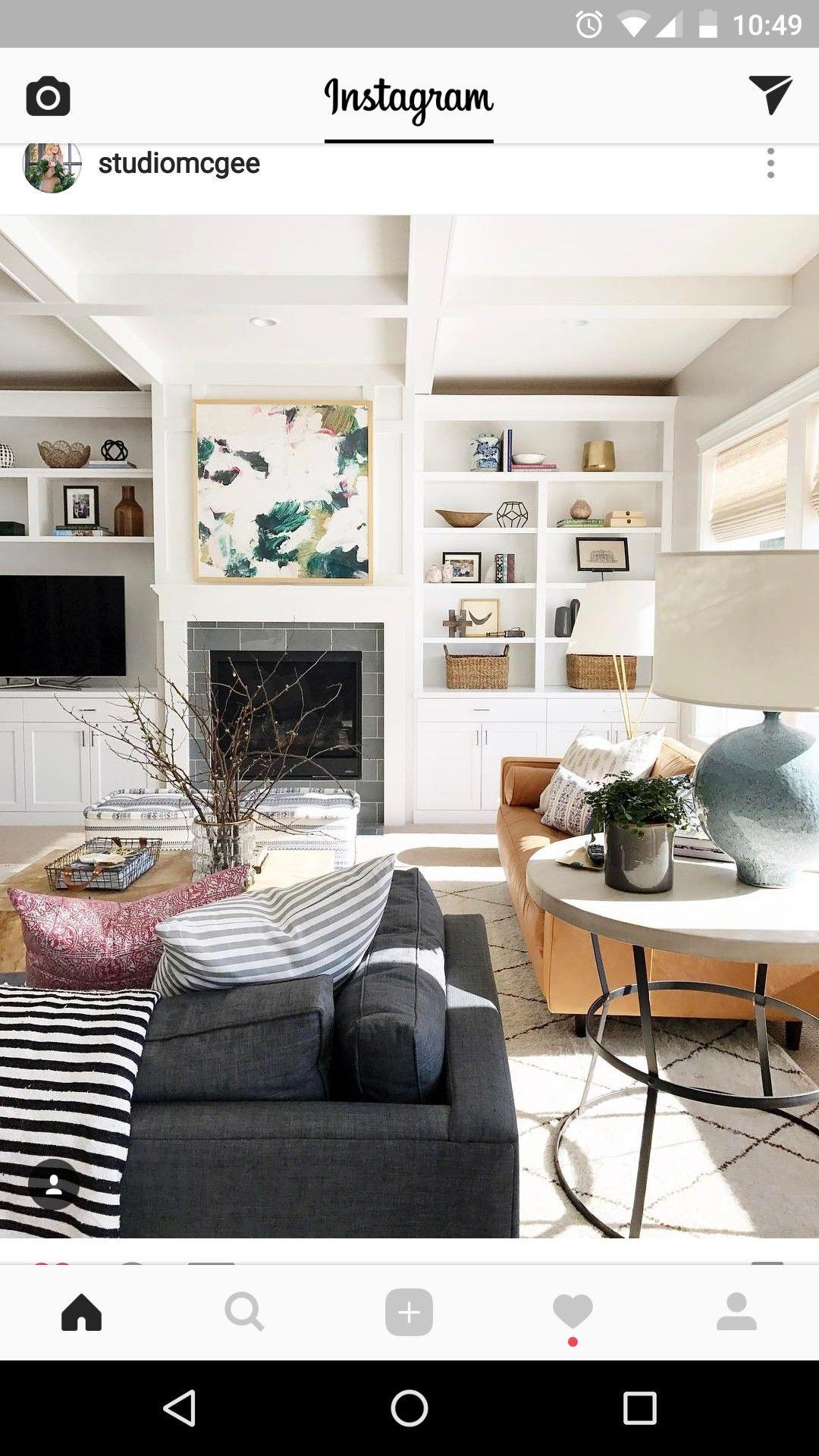 Pin by Naomi Benatar on house inspo | Pinterest | Living rooms, Room ...