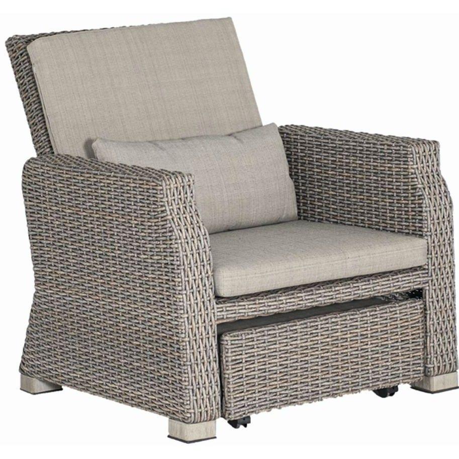 Siena Garden Polyrattan Veneto Big Seater Inkl Auflagen Sepia Lounge Sessel Garten Lounge Sessel Gartenstuhle