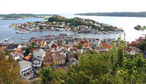 Kragerø, Norway  (Thorbjørnsen)
