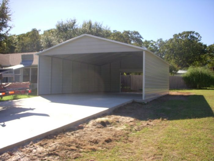 Metal Carports: Metal Buildings in Texas | Louisiana ...