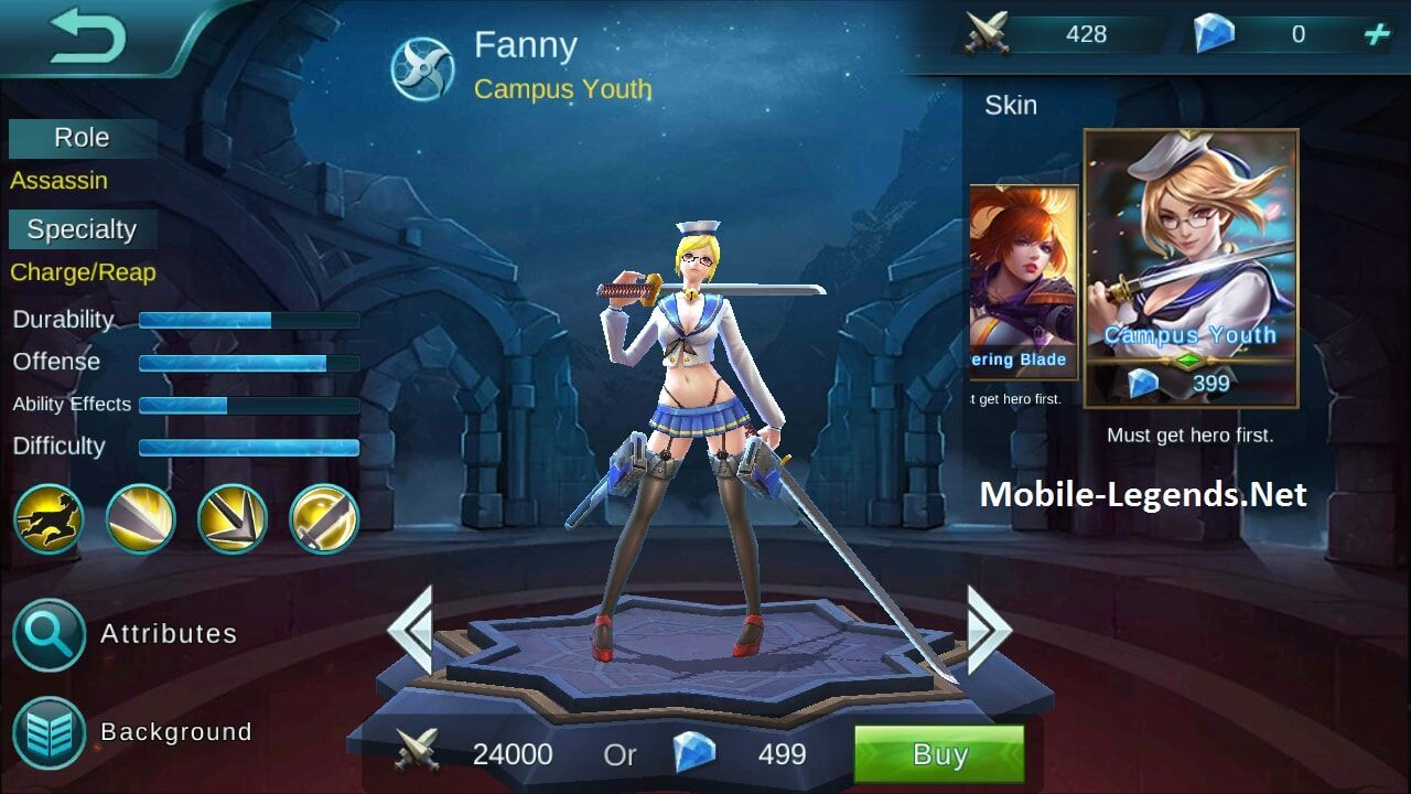 Hero Assassin Terkuat Di Mobile Legends