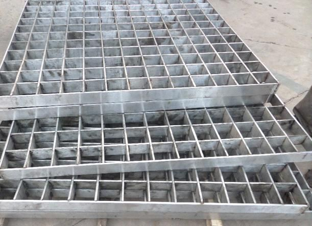 Stainess Steel Galvanized Steel Floor Grating From China
