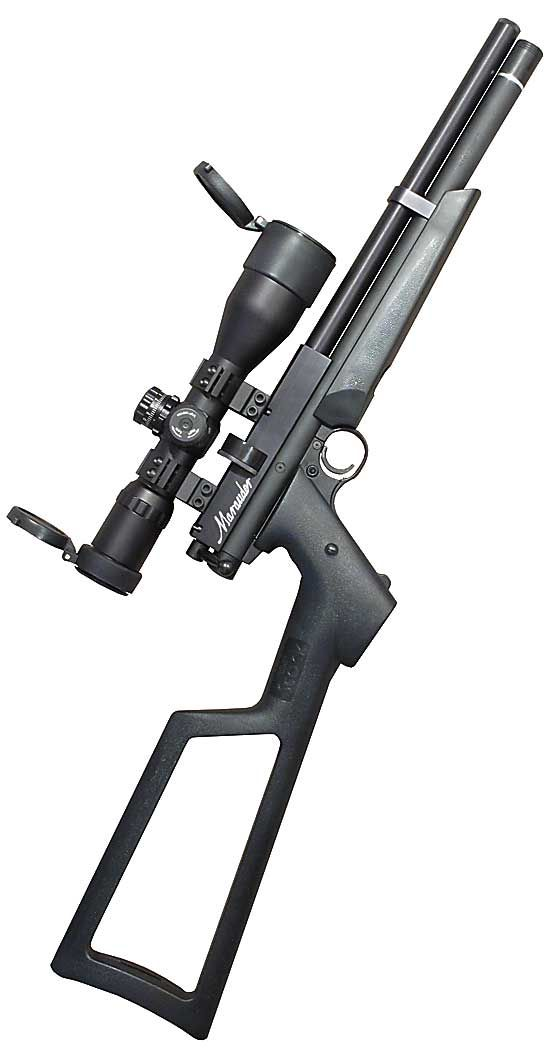 Benjamin Marauder Air Pistol , I wish they'd market these in the UK