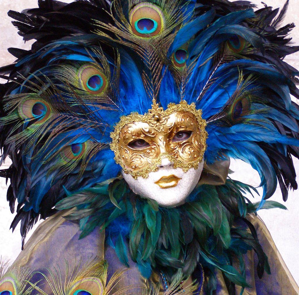 Venice Carnival 2014 by Lesley McGibbon