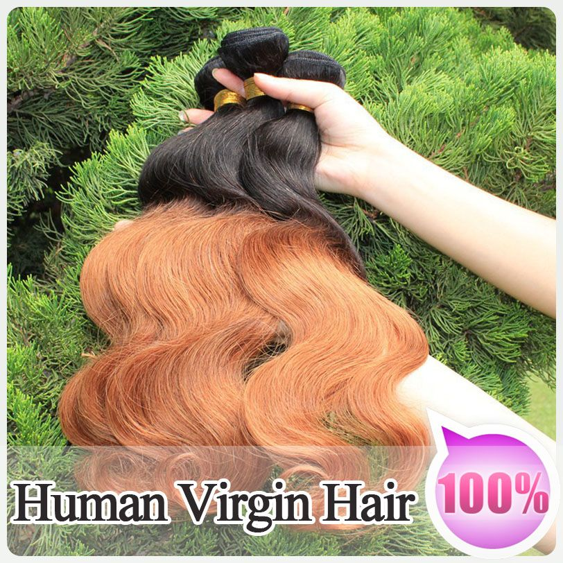 Httpebayitm1 Bundle 100g 5a Two Tone Ombre Virgin