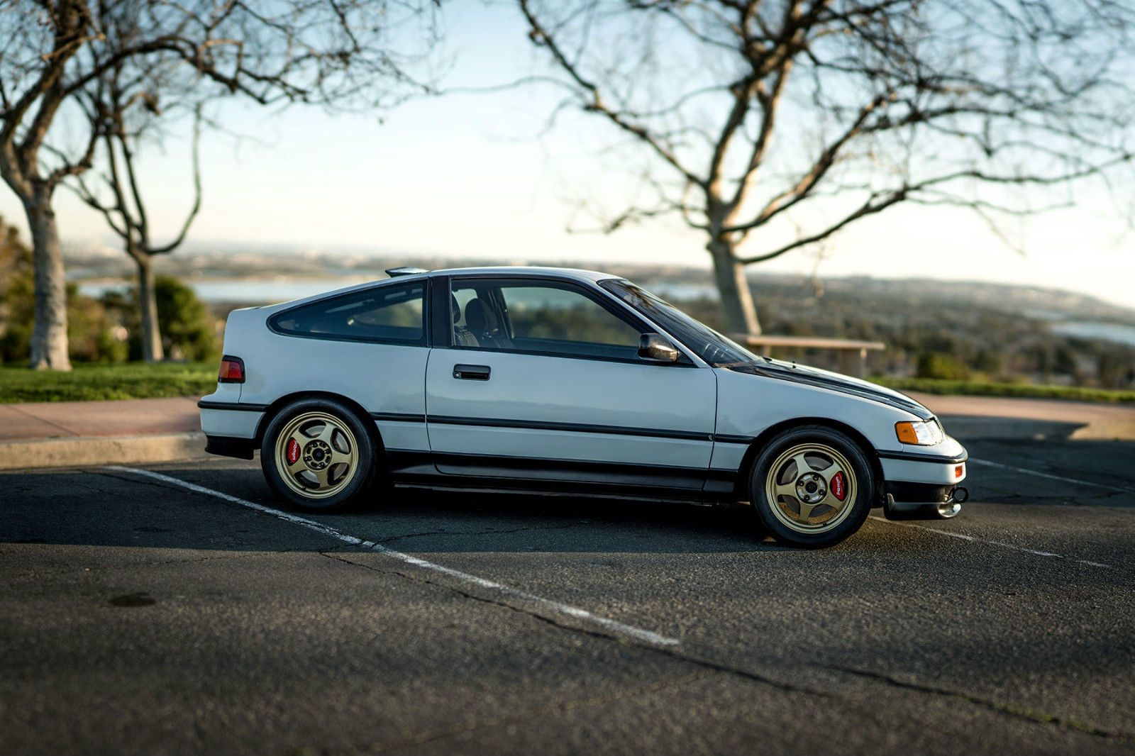 1991 Honda CRX Type R Swap | Japanese cars for sale | Pinterest ...