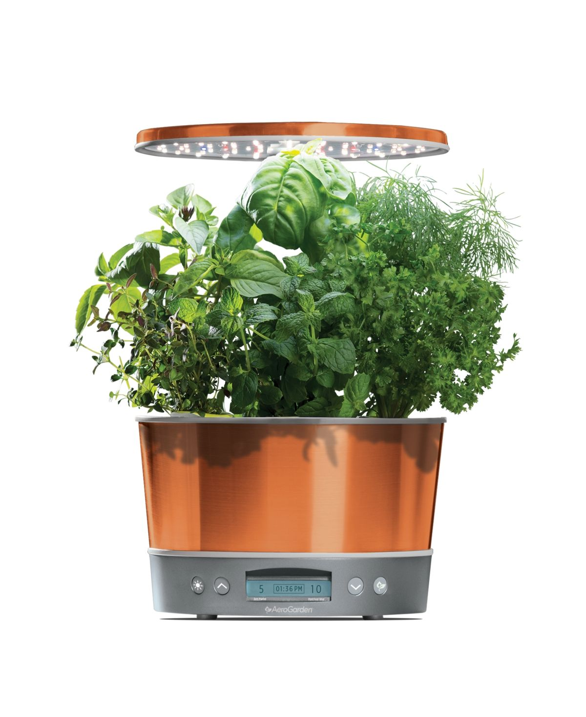 AeroGarden Harvest Elite 360 6Pod Countertop Garden