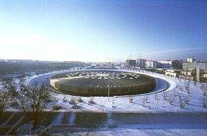 Wonderful Media For Olympic Velodrome And Swimming Pool Berlin | OpenBuildings