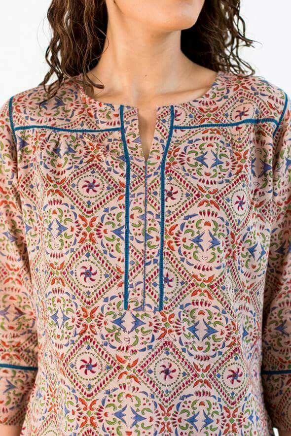 Pin by Lilysha Rani on blouse sleeve patterns | Pinterest | Kurti ...