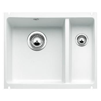 Blanco Subline 350/150-U Unterbauspüle B 56,7 T 45,6 cm Becken - spülbecken küche keramik