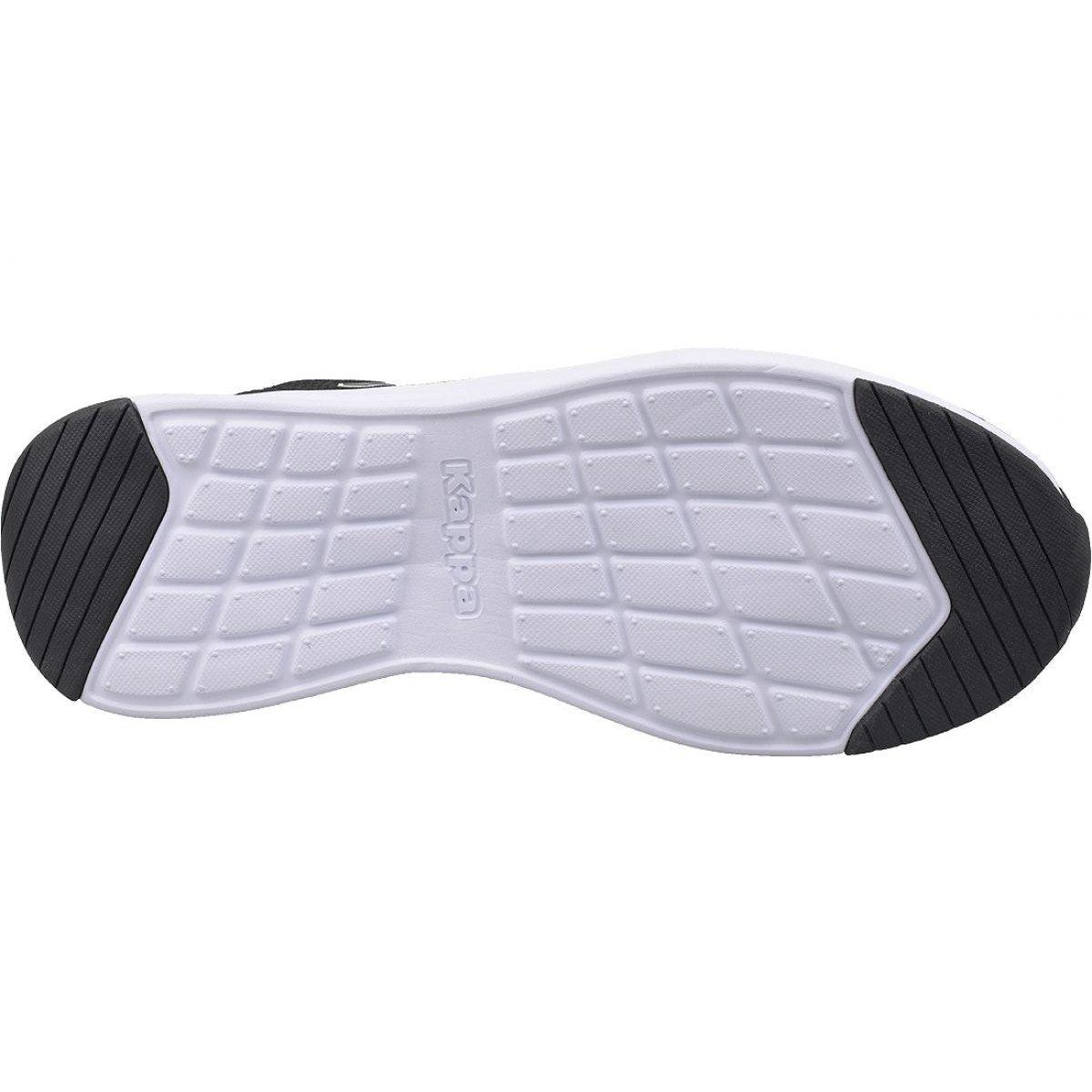 Kappa Klasen Shoes M 242771 1110 Black Shoes Sports Shoes Black