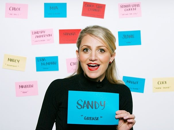Tony Winner Annaleigh Ashford on the Dumb Blondes, Badasses and - Musical Theatre Resume