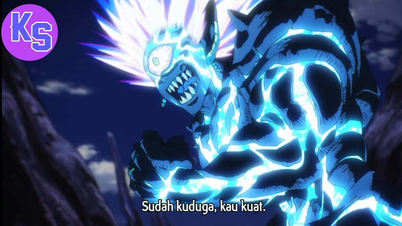 One punch man episode 12 [end] subtitle indonesia Tokyo