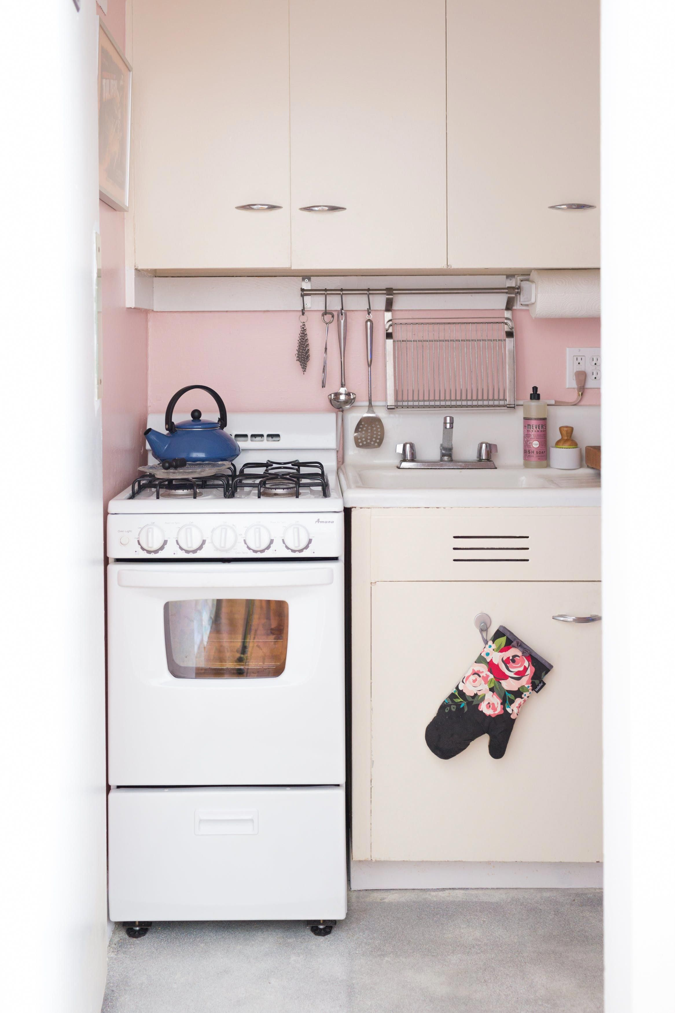 The Kitchen With A Color Scheme That Grace Notes Is A Nearly Exact