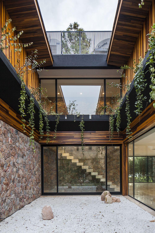 OON Architecture, Casa Bosque