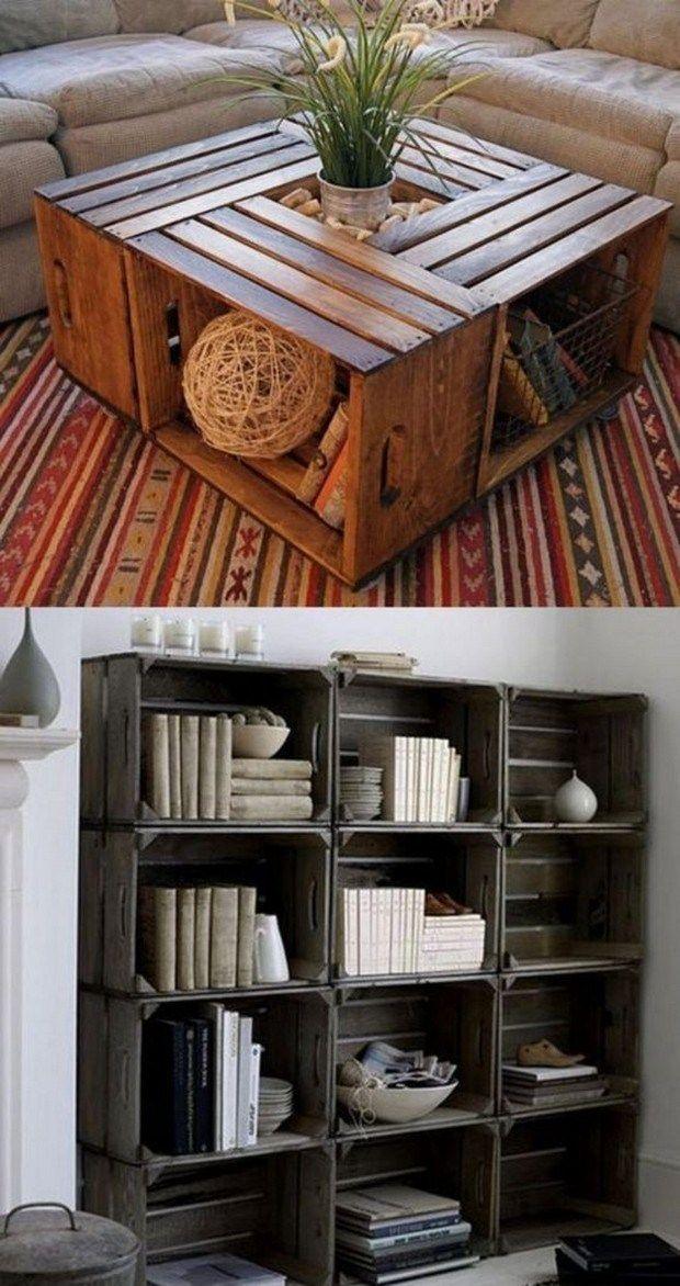 51 Diy Wooden Furniture Ideas That, Wood Furniture Ideas