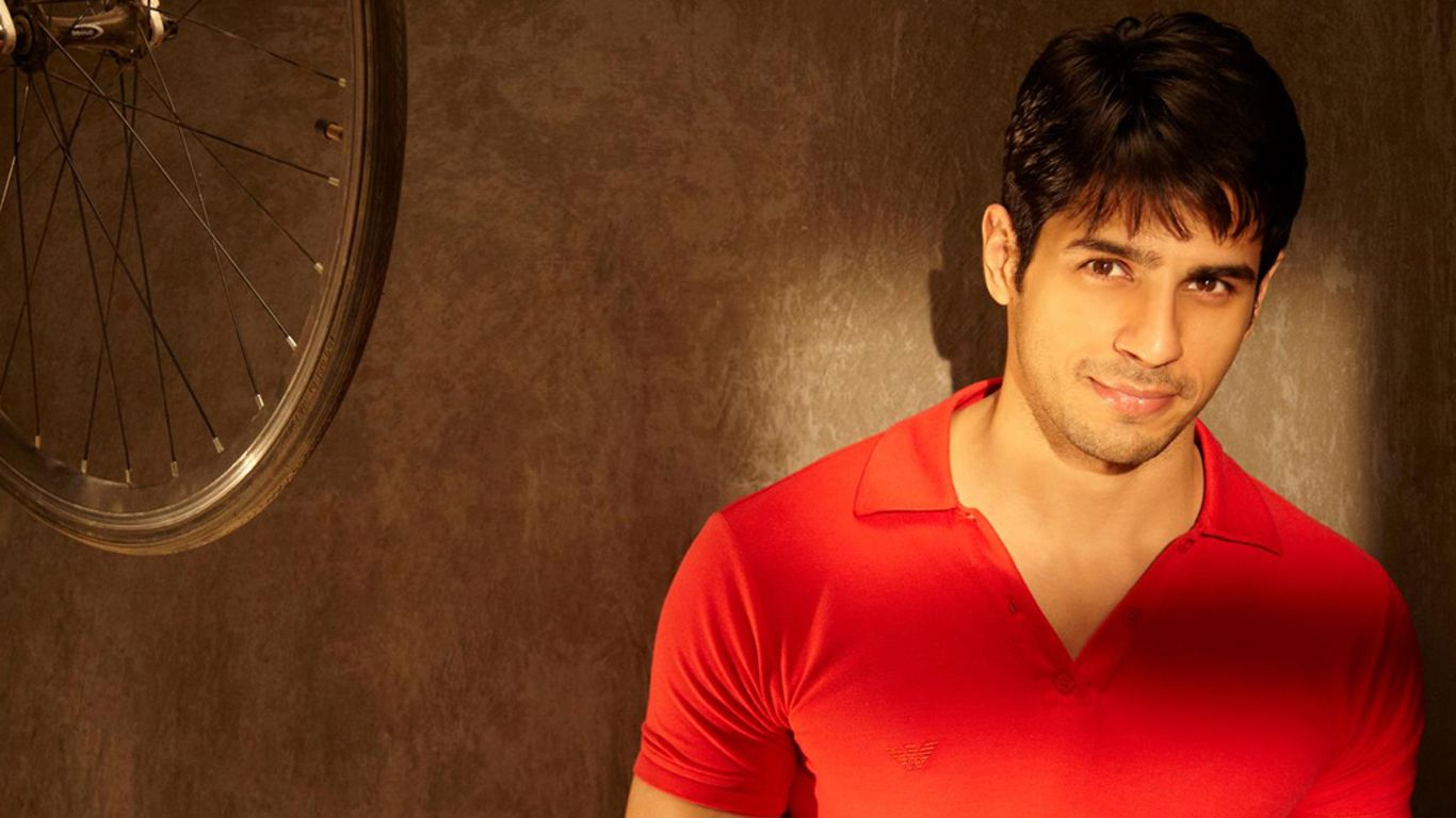 Hd wallpaper yogi adityanath - Sidharth Malhotra Hd Wallpapers 2015