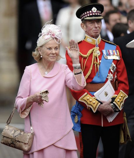 Duke & Duchess of Kent