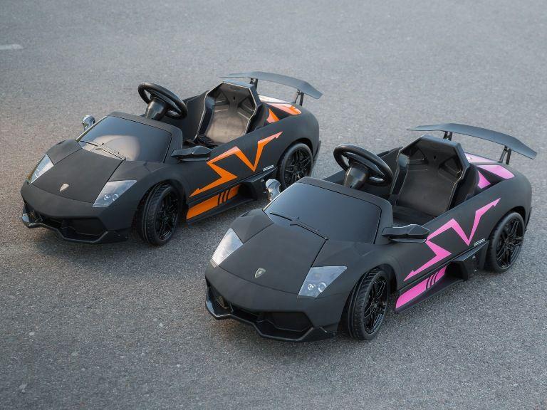 lamborghini ride on toys local motors edition