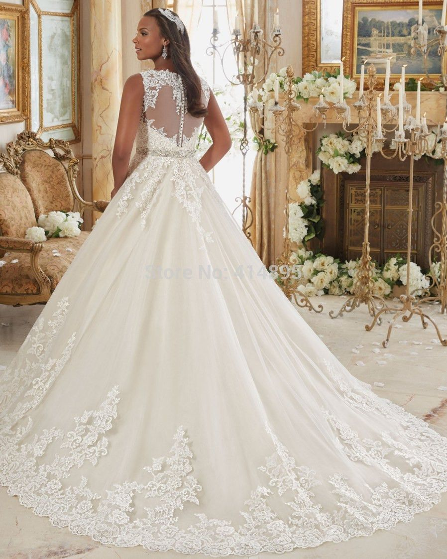 Plus size bling wedding dresses  Bling Brides Bouquet  Online Bridal Store V Neck Sexy Ball Gown