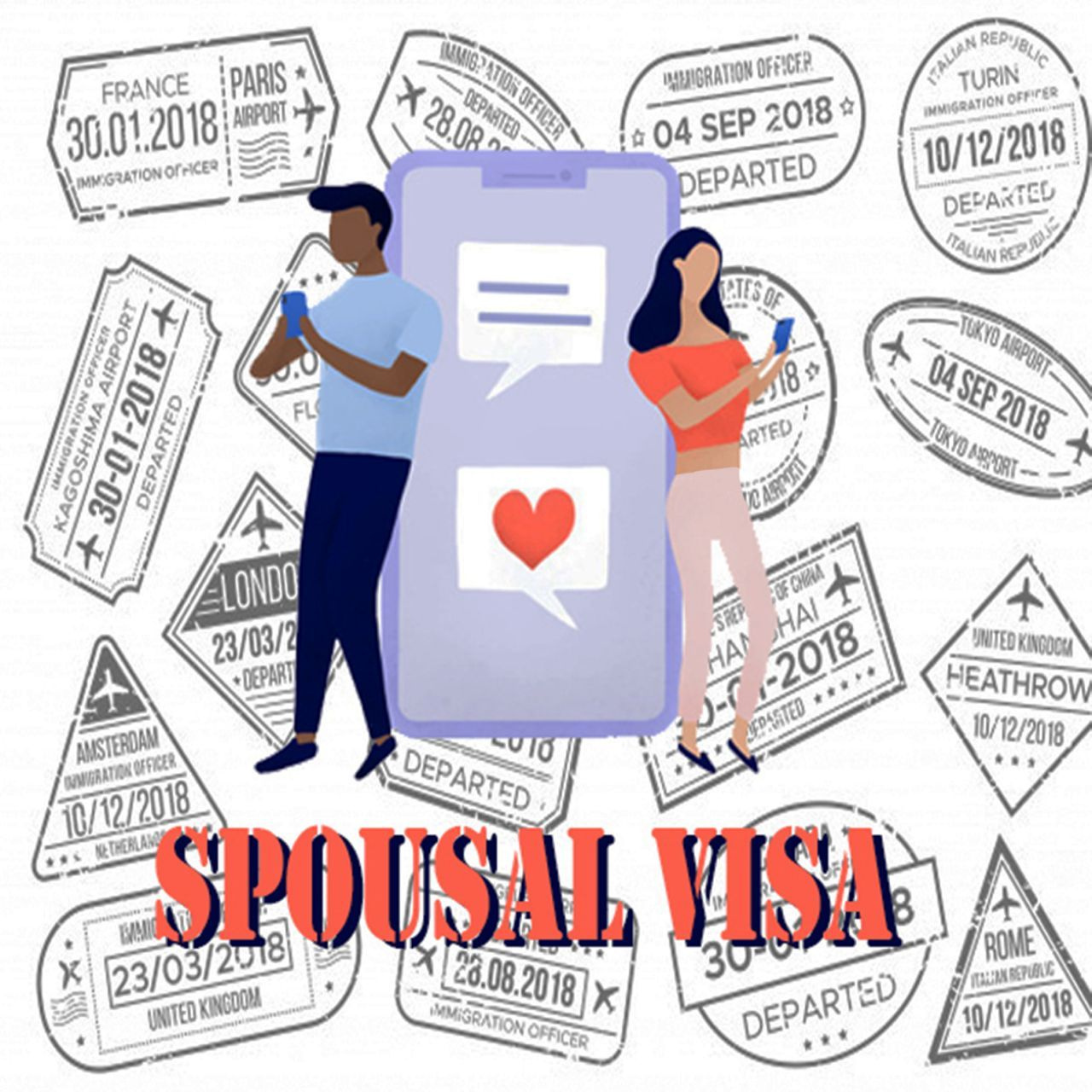 Spousal Visa Application Green Card Application Fiance Visa Visa
