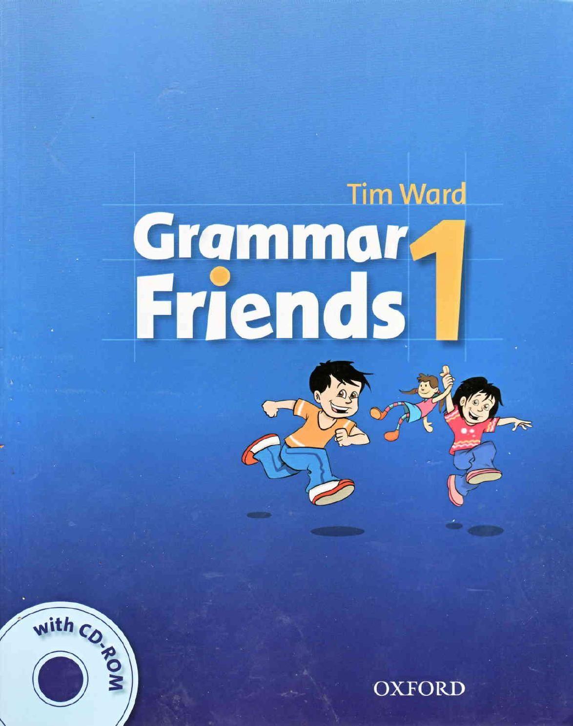 Grammar Friends 1 Students Book Scuola Inglese
