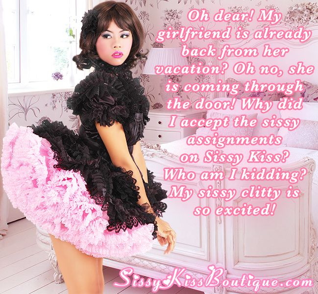 sissy assignment