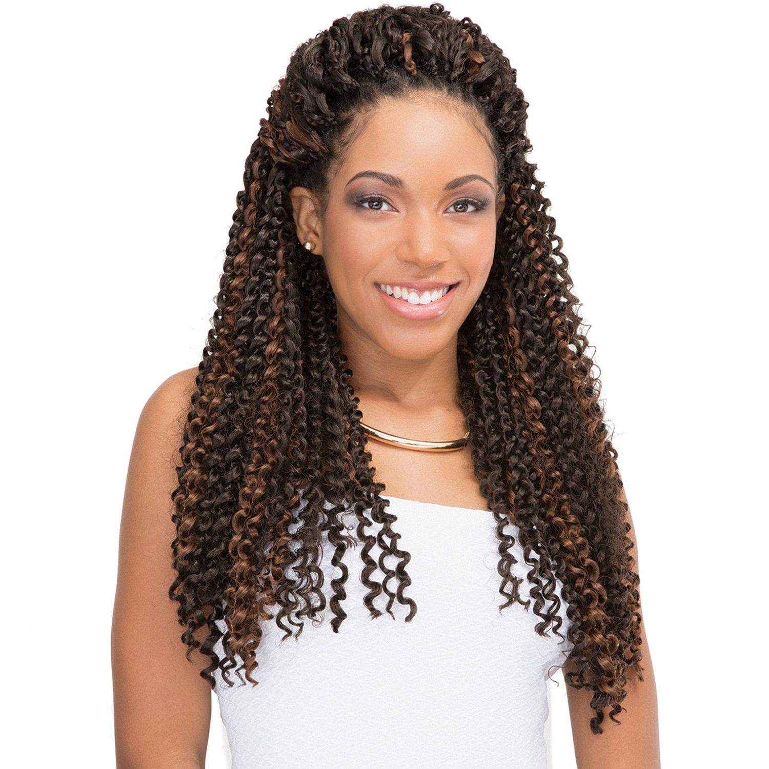 6 packs Passion Twist Crochet Hair #passiontwistshairstyle