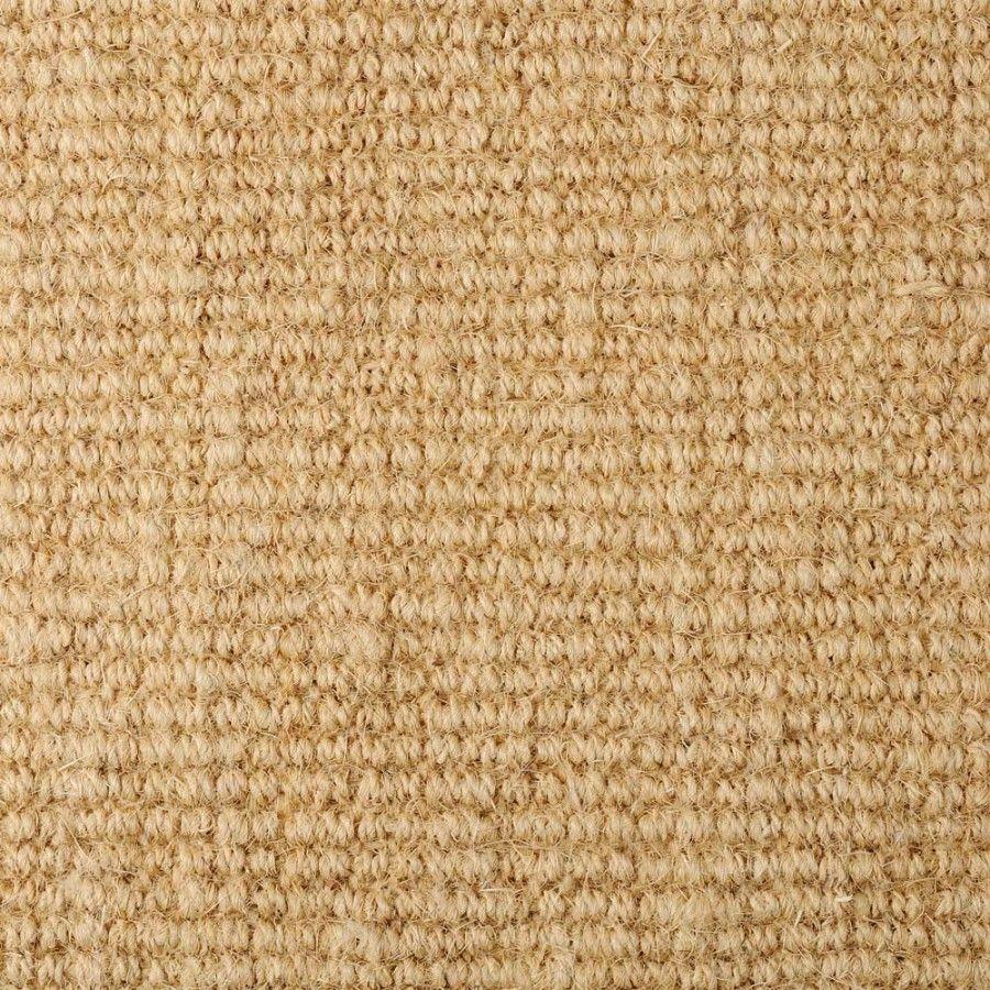 Coir Boucle Bleached 1606 Natural Carpet Carpet Carpet Runner