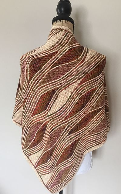 Miss Grace Shawl pattern by SKEINO LLC – Шарфики,шапочки…