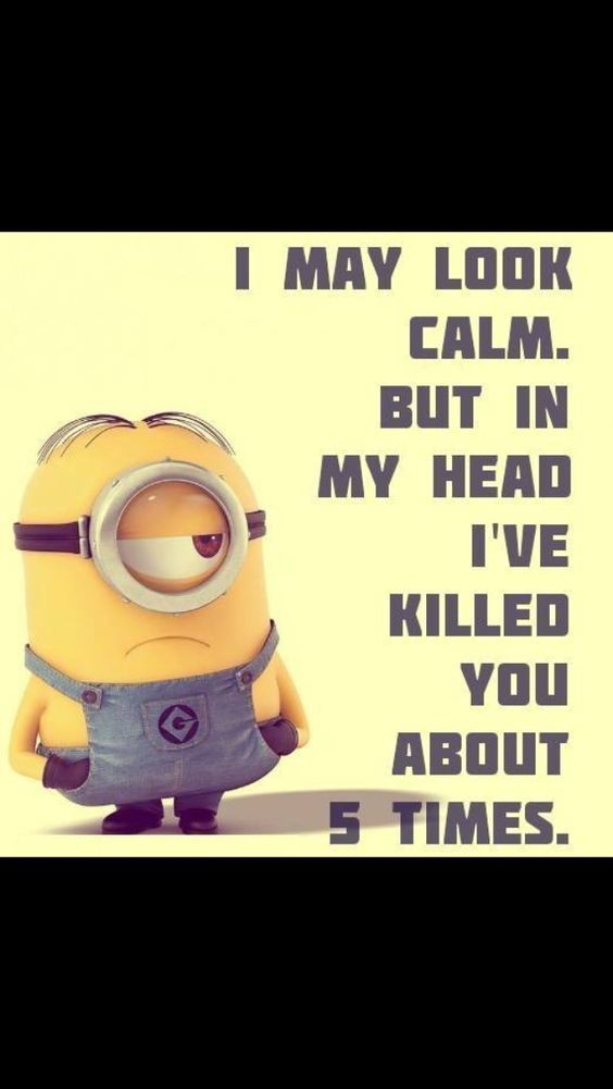 23 Minions Quotes To Crack You Up | The Funny Beaver #minionquotes
