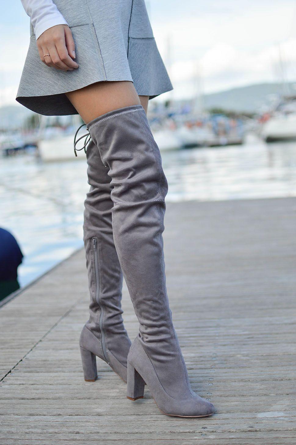 Pin von Brigitte auf Stilettos## | Clothing blogs, Boots und