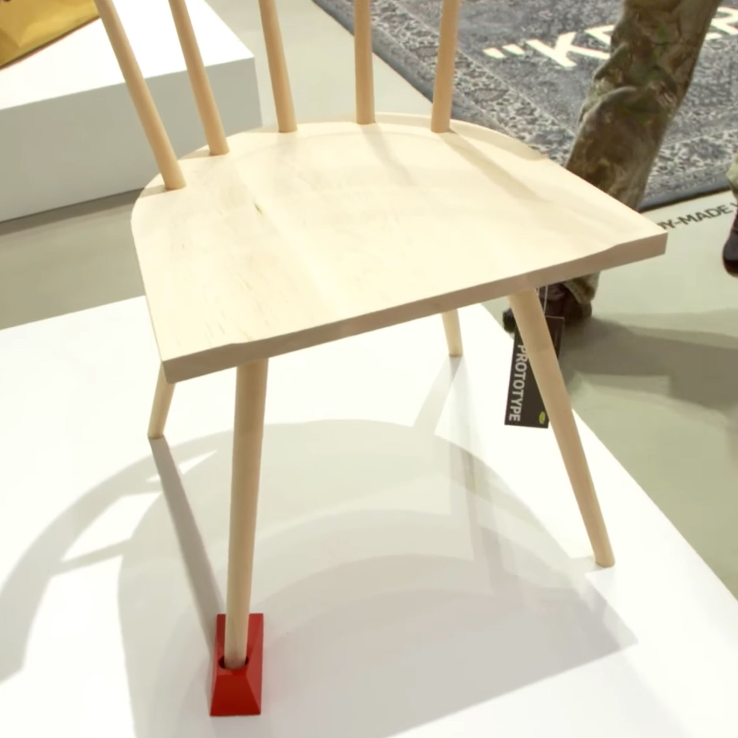 Ikea Offers First Look At Furniture Designed For Millennials By Virgil Abloh Furniture Furniture Design Furniture Accessories