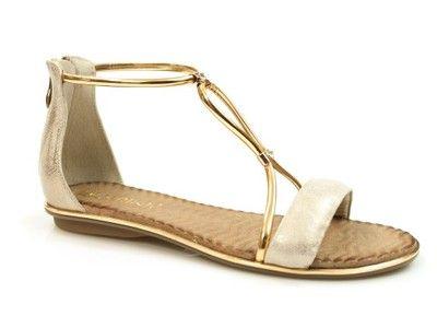 Sandaly Carinii Sandaly Damskie Allegro Pl Shoes Sandals Fashion