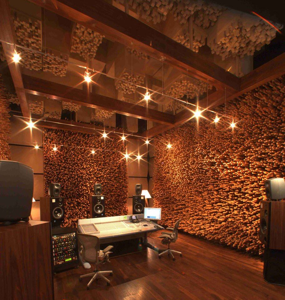 Blackbird studio c nashville tn designed by george - Interior design school nashville ...