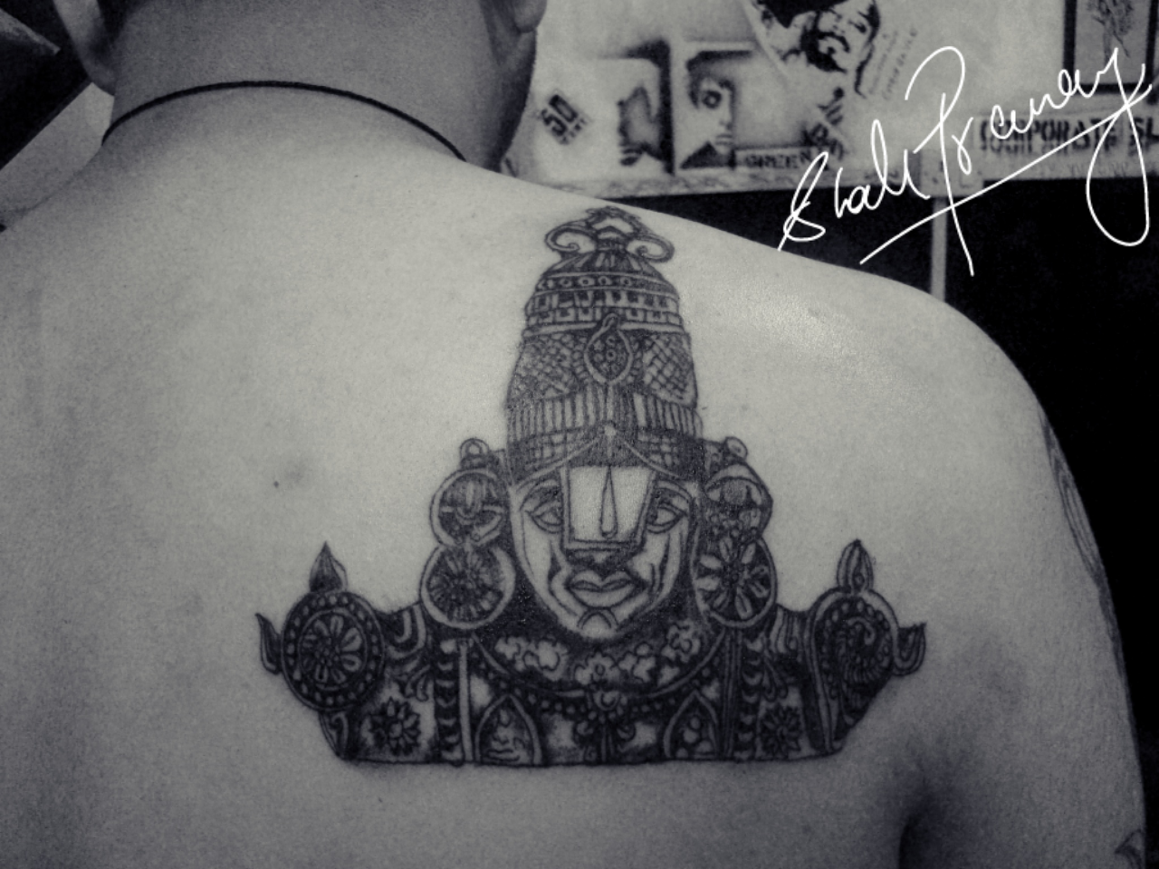 Durga Tattoo