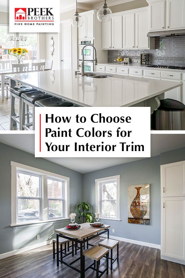 how to choose paint colors for your interior trim on choosing paint colors interior id=63693