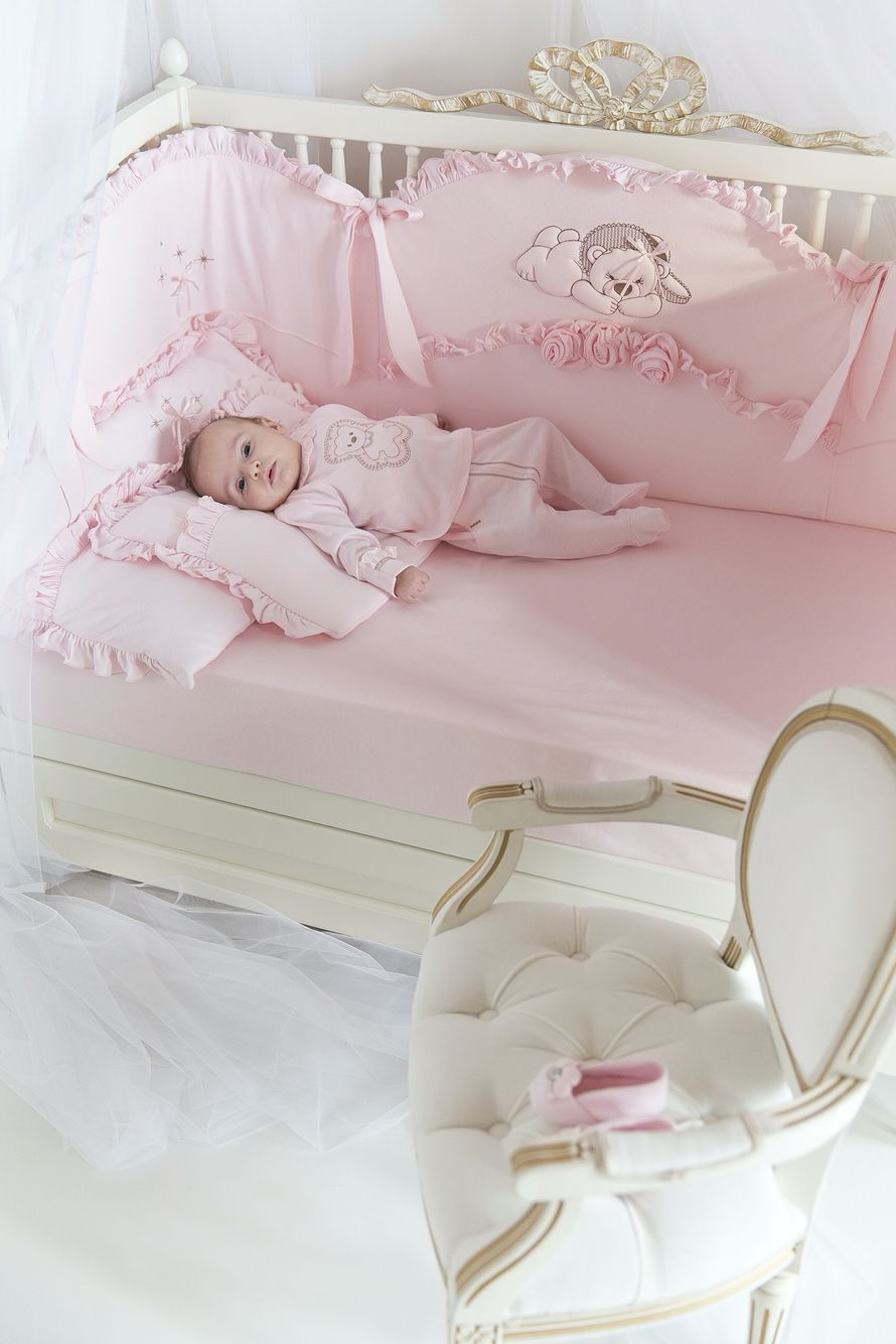 Baby Bedding Collection Anastasia
